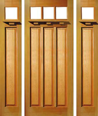 Lasilliset ovet