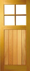 Mökki ovet
